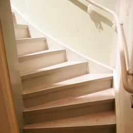solvilda trappa och hall