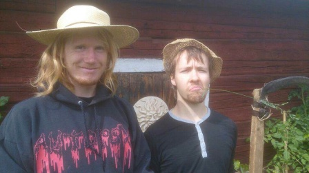 Linus och Johan