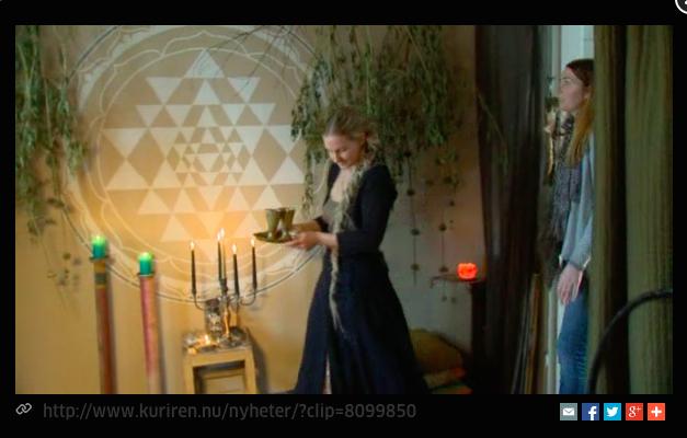 Angelina Video Torpet Solvilda