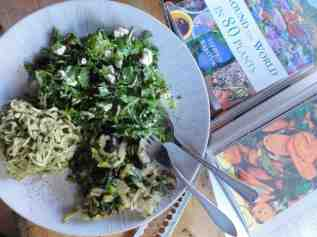 """A wonderful book on yummie edibles is Stephen Barstow´s """"Around the World in 80 plants"""""""